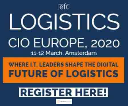 Logistics CIO Europe 2020, 11-12 March Amsterdam by Reuters Events in Amsterdam on 11 Mar