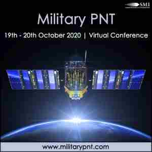 Military PNT Conference in London on 19 Oct
