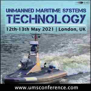 Unmanned Maritime Systems Technology in London on 25 Nov