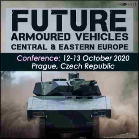 Future Armoured Vehicles Central and Eastern Europe Conference in Prague on 12 Oct