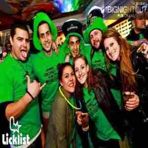 The St Patrick's Day Weekender Pub Crawl 2020 in London on 13 Mar