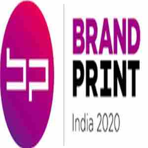 Brand Print India 2020 in Greater Noida on 29 Oct