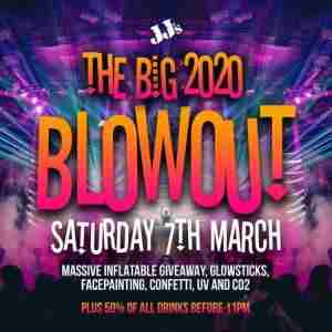 The Big 2020 Blowout in Coventry on 7 Mar