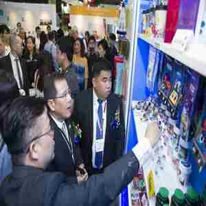 Labelexpo Southeast Asia 2020 in Bang Na on 7 May