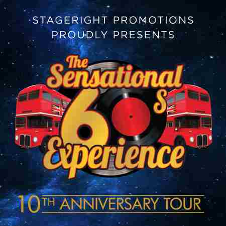 The Sensational 60s Experience in Southend-on-Sea on 2 Apr