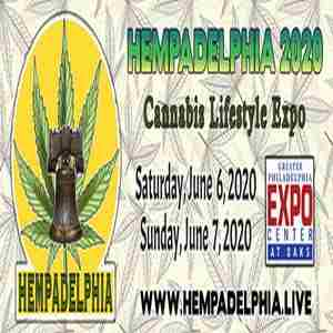 HEMPADELPHIA Cannabis Lifestyle Exhibition in Philadelphia - June 2020 in Oaks on 6 Jun