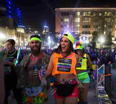 2020 Night Nation Run - Washington, DC in Washington on Saturday, August 1, 2020