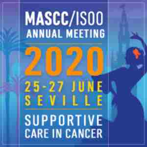 MASCC / ISOO 2020 | 25-27 June | Seville, Spain in Sevilla on 25 Jun