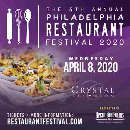 The Philadelphia Restaurant Festival in Philadelphia on 8 Apr