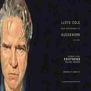 Lloyd Cole and special guests in Southend-on-Sea on 11 Apr