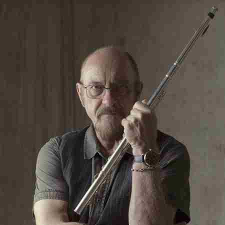Ian Anderson on Jethro Tull in Southend-on-Sea on 18 May