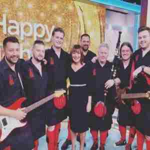 Red Hot Chilli Pipers in Southend-on-Sea on 17 May