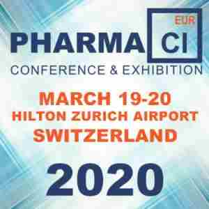 2020 Pharma CI Europe Conference And Exhibition in Switzerland on 19 Mar