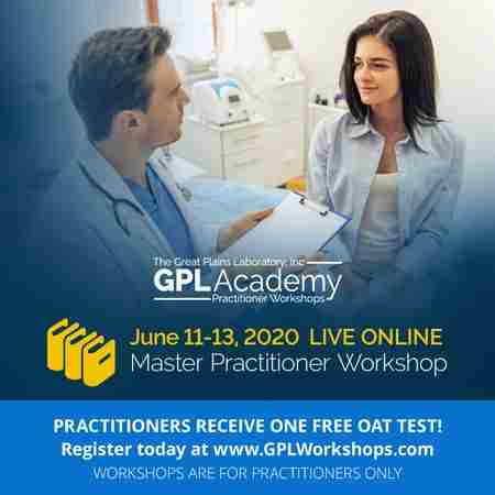 The Great Plains Laboratory, Inc. Presents the Master Practitioner Workshop 2020 in Missouri on 11 Jun