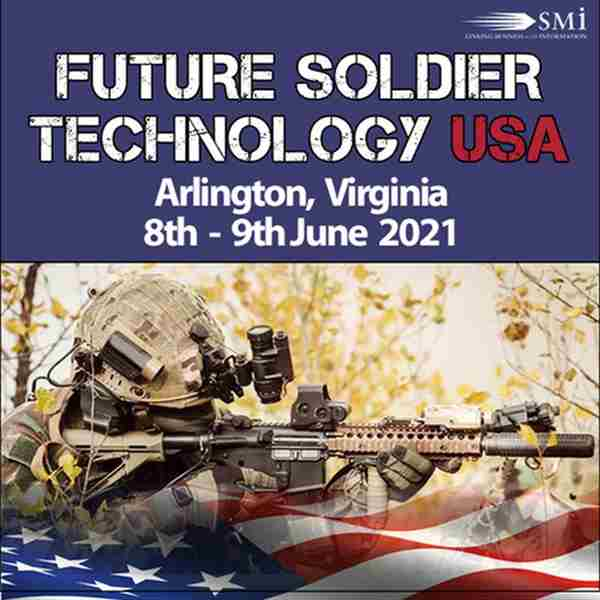 Future Soldier Technology USA 2021 in Virginia on 8 Jun