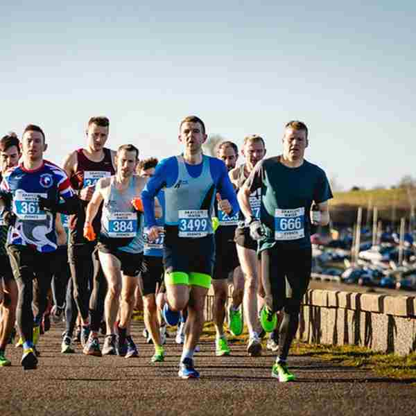Draycote Water September 10K, 10 Mile and 20 Mile - Sunday 13 September 2020 in Rugby on 13 Sep
