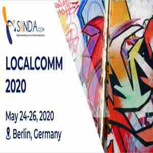 LOCALCOMM- The Digital Marketing and Local Search Conference Europe in Berlin on 24 May