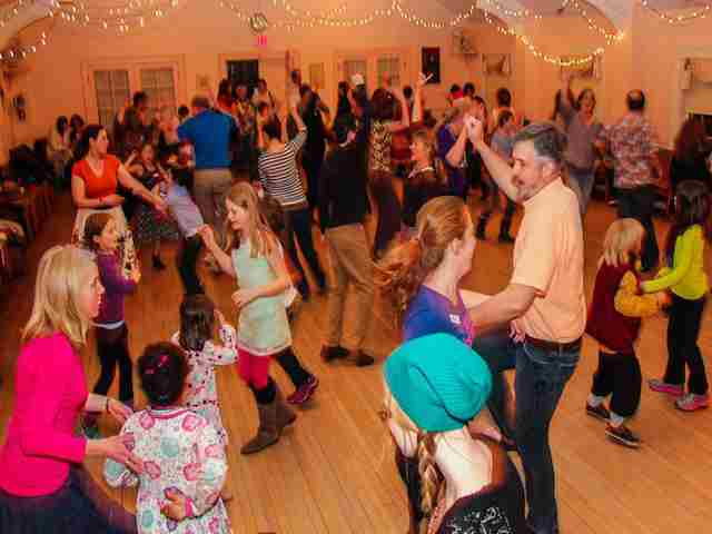 Community Fun Dance in Spokane Valley on 4 Apr