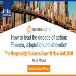 The Responsible Business Summit New York 2020 in Brooklyn on 17 Mar