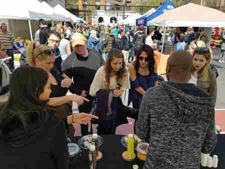 Spring and Easter Market in New York on 12 Apr