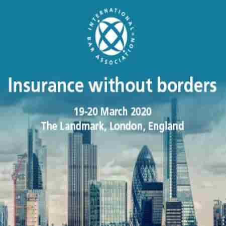 Insurance Without Borders in London on 19 Mar