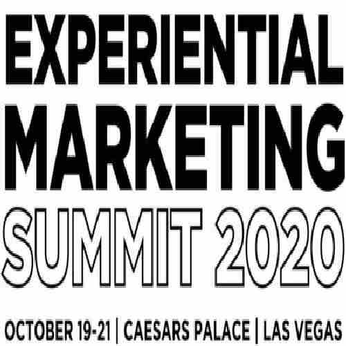 Experiential Marketing Summit 2020 in Las Vegas on 19 Oct