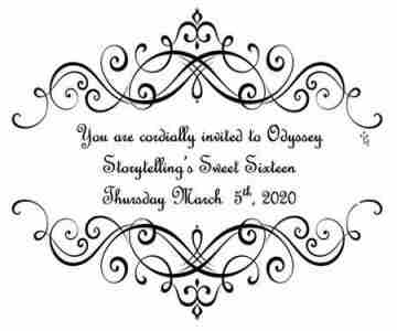 Odyssey Storytelling Presents: Sweet Sixteen in Tucson on 5 Mar