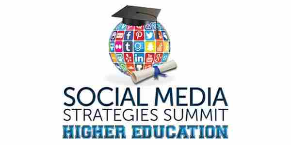 Social Media Strategies Summit Higher Education in New York City 2020 in New York City on 27 Oct