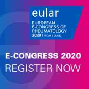 EULAR 2020 | European E-Congress of Rheumatology in Zurich on 3 Jun