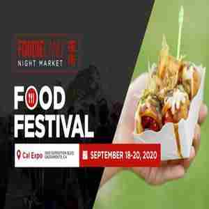 FoodieLand Night Market - Sacramento (September 18-20) | Cal Expo in Sacramento on 18 Sep