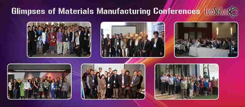 3rd Edition of International Conference on  Materials Technology and Manufacturing Innovations in Athens on 24 Aug