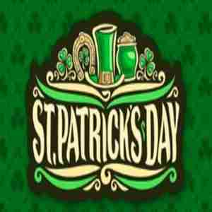 St Patrick's Day Dinner Dance in Rome on 15 Mar