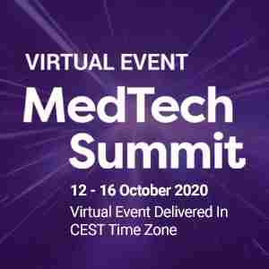 MedTech Summit 2020 in Amsterdam on 12 Oct