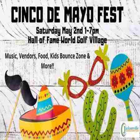 Cinco De Mayo Fest in St  Augustine on 2 May