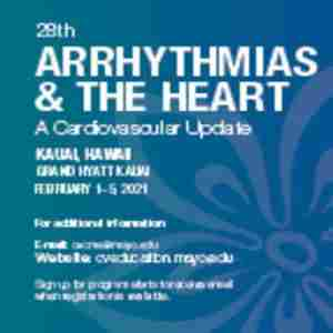 Arrhythmias and the Heart: A Cardiovascular Update in Koloa on 1 Feb