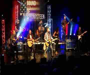 The Sound of Springsteen in Southend-on-Sea on 29 May