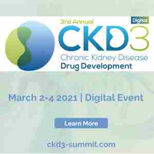 3rd Annual CKD3 Summit in Boston on 13 Jul