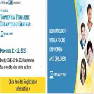 16th Annual Women's and Pediatric Dermatology Seminar in Dearing on 11 Dec