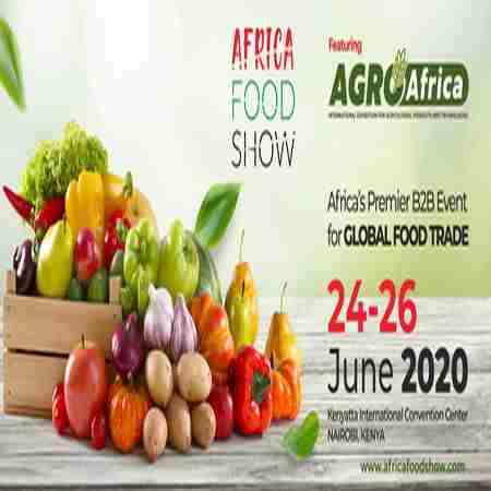 Africa Food Show in Nairobi on 24 Jun