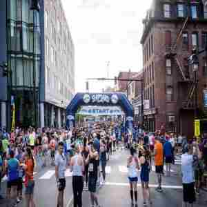 Old Port Half Marathon and 5K in Maine on 6 Jun