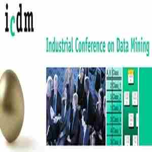 20th Industrial Conference on Data Mining ICDM 2020 in New York City on 15 Jul