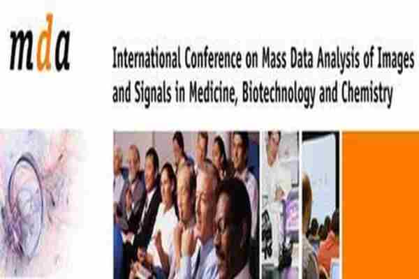 15th International Conference on Mass Data Analysis of Images and Signals MDA in New York on 12 Jul