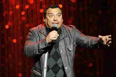 Carlos Mencia LIVE in Westport on 12 Nov