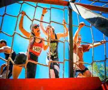 Rugged Maniac 5k Obstacle Race, North Carolina - October 2020 in Julian on 24 Oct