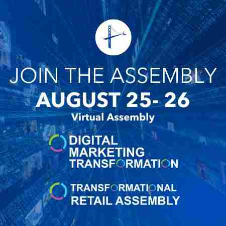 Digital Marketing Transformation Virtual Assembly - August 2020 in Denver on 25 Aug