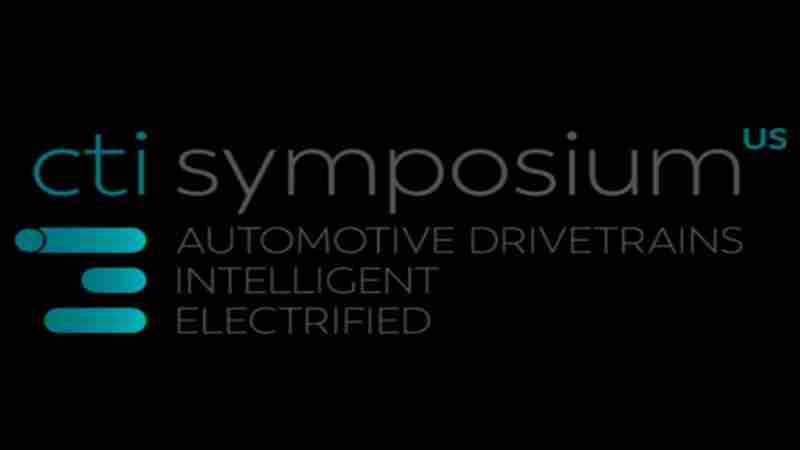 CTI SYMPOSIUM USA – automotive drivetrains, intelligent, electrified – DIGITAL EDITION in kansas on 13 Oct