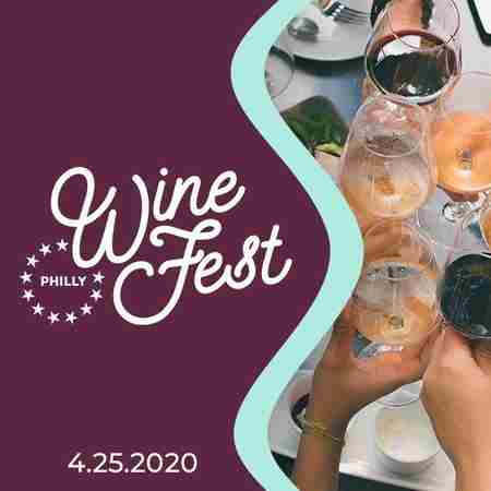 Philly Wine Festival in Philadelphia on 25 Apr