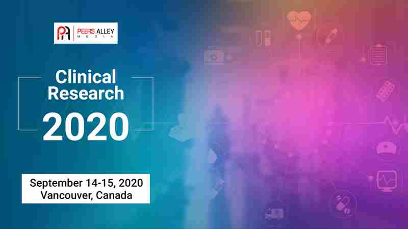 Clinical Research Conferences in vancouver on 14 Sep