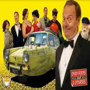 Only Fools and 3 Courses - Crowne Plaza Felbridge 6th June 2020 in East Grinstead on 6 Jun