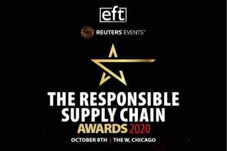 The Responsible Supply Chain Awards in Chicago on 8 Oct